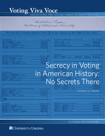 Secrecy in Voting Historically